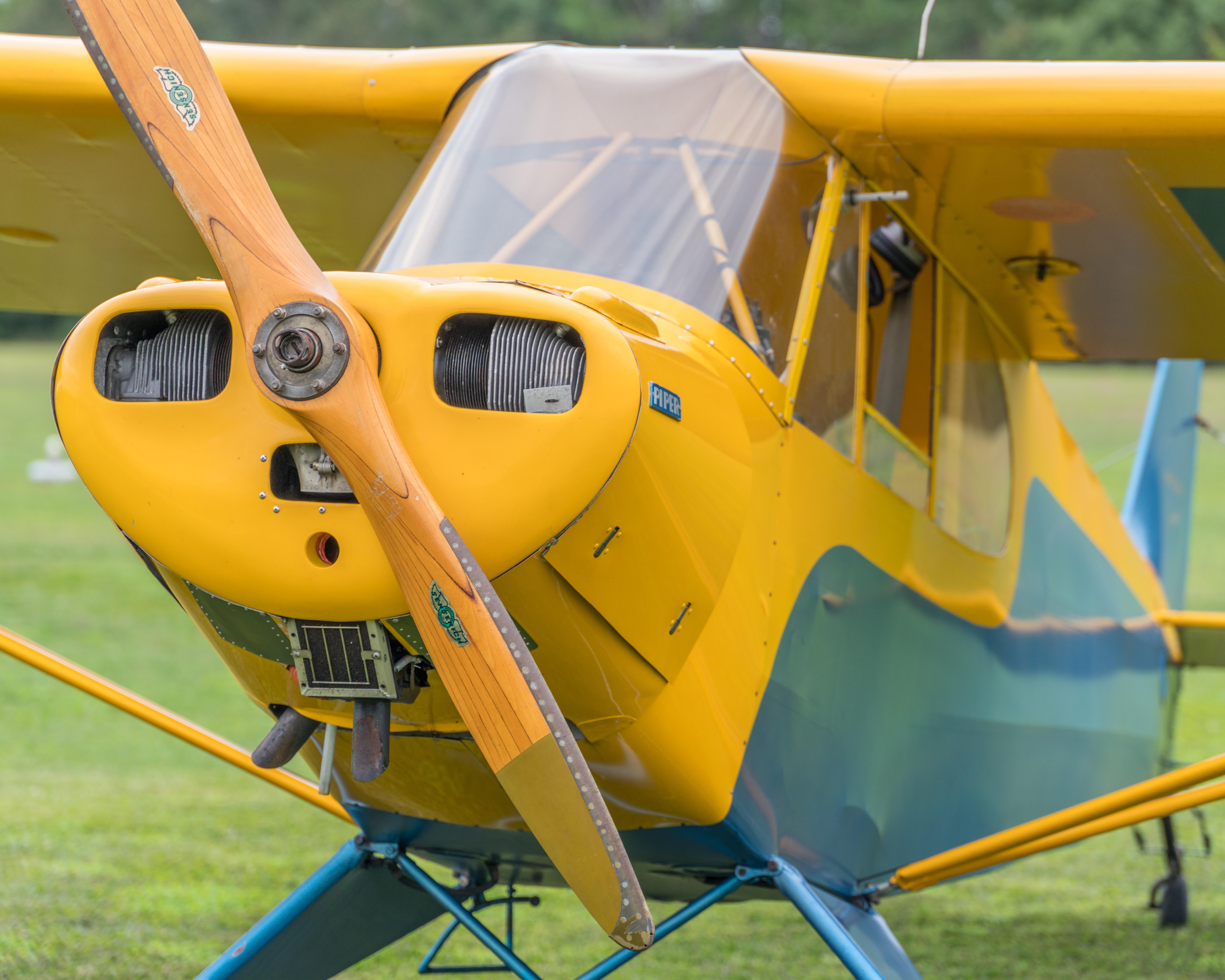 PA-11 Piper Cub Special – Right Rudder Aviation